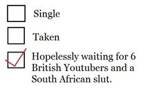 """Roflllllll British youtubers and the """"slafrican"""". Who comes up with these?! Hahaha"""
