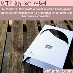 WTF Fun Facts is updated daily with interesting & funny random facts. We post about health, celebs/people, places, animals, history information and much more. New facts all day - every day! Wow Facts, Wtf Fun Facts, True Facts, Funny Facts, Random Facts, Amazing Facts, Interesting Facts, Random Stuff, The More You Know
