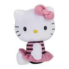 Hello Kitty 6 inch Mini Plush Doll - Pink