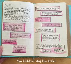 """{Affiliate Links Used.}     Lately, I have been doing verse mapping when I do my """"Think on These Things""""  Scripture writing challenge eac..."""