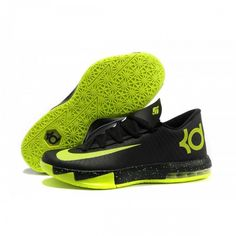 new arrival b8b7f a78e6 Discover the Nike Kevin Durant KD 6 VI Black Neon Green For Sale Top Deals  collection at Pumarihanna. Shop Nike Kevin Durant KD 6 VI Black Neon Green  For ...