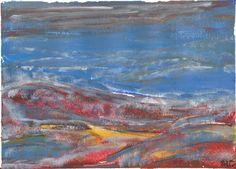 Landscape (acrylic on paper - 111115)