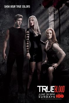 true blood, Jason, Pam ( love her!) and Jessica