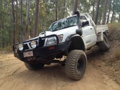 2000 Nissan Patrol ST GU UTE Coil Cab by russmuss http://www.4x4builds.net/2000-nissan-patrol-st-gu-ute-coil-cab-build-by-russmuss
