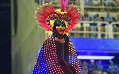 Carnaval no Rio, Brasil