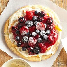 Show your mom how much you love her this Mother's Day by serving her a delicious brunch or breakfast in bed! These 21 recipe ideas are tailored just for her personality and style, whether she has a sweet tooth, loves spicy food or is on a gluten-free diet.