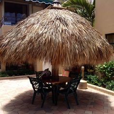 12 Four Pole Tiki Hut Tiki Bar Tiki Hut Tiki House