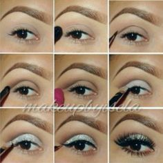 make up for Brown eyes. LOVE FINALLY MAKEUP FOR BROWN EYES. :) GOR