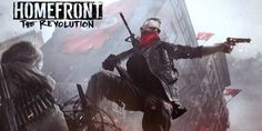 Homefront: The Revolution, EGX 2015'de Oynanabilecek!