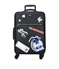 Are you looking for Karl Lagerfeld women's K/JET TROLLEY? Discover all the details on Karl.com. Fast delivery and secure payment.