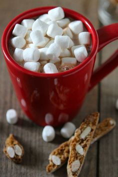 Eggnog Mexican Hot Chocolate.  One of the 22 Hot Chocolate recipes included in the buzzfeed post.
