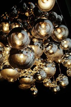 More Gold Lights