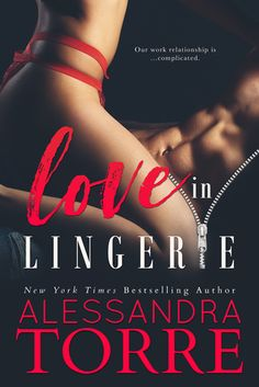 Love in Lingerie by Alessandra Torre I contracted her to settle my organization, to breath life into Marks Lingerie back. I didn't anticipate that her will end up being my companion. I didn't hope to begin to look all starry eyed at her. The main run of business is to never touch your workers. I think there is another govern about not falling for your closest companion—an administer against envisioning the bends of her body, or the way her breathing would change on the off chance that I…