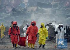 Halálos áldozatok száma a Tianjin raktár robbanás emelkedik 123 - Xinhua | English.news.cn