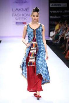 33c6540d27b8a Shruti Sancheti Show - Model.- 2 Indian Wear
