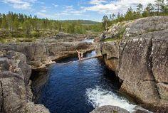 Naturens eget badeland