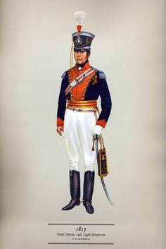 Military Art, Military History, Waterloo 1815, British Uniforms, British Armed Forces, Korean Outfits, Korean Clothes, Royal Marines, Army Uniform