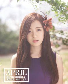 [Photo] #APRIL 2nd Mini Album Spring Concept Photo #Jinsol