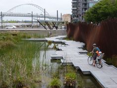 Water and Wellness: Green Infrastructure for Health Co-Benefits.   This is a great read.