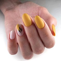 In seek out some nail designs and some ideas for your nails? Listed here is our list of must-try coffin acrylic nails for stylish women. Cute Acrylic Nails, Cute Nails, Pretty Nails, My Nails, Shellac Nails, Cute Nail Art, Minimalist Nails, Colorful Nail Designs, Nail Art Designs