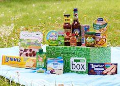 Knusprig, süß, erfrischend und herzhaft - das ist die Picknick Box 2015!