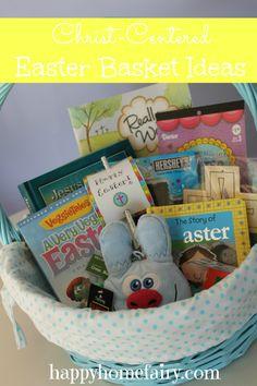 christ-centered easter basket ideas