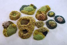carpet by Argentine rug artist Alexandra Kehayoglou, from www.joyasitflies.blogspot.co.uk