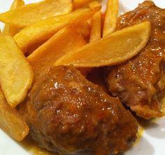 Recetas de cerdo tradicionales: carrillada ibérica en salsa