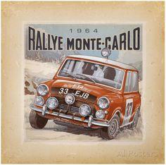 Rallye Monte-Carlo Bruno Pozzo