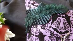 Halloween Ring Bearer Pillow Haunted Mansion by Creationbylouise