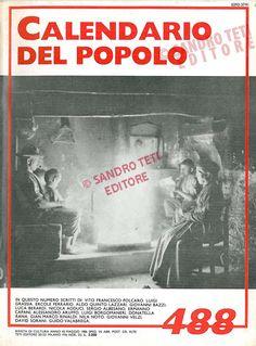 Il Calendario del Popolo n° 488, 1986