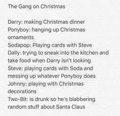The gang on Christmas! I made this so I hope you like it