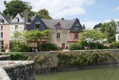 Saint Goustan - Auray - Morbihan - Brittany - France