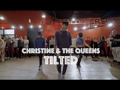 Christine and the Queens - Tilted | Hamilton Evans Choreography - YouTube