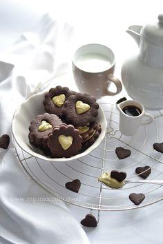 Biscotti al cacao con crema al Pistacchio Pennisi http://www.zagaraecedro.ifood.it/2016/02/biscotti-al-cacao-con-crema-di-pistacchi-pennisi.html