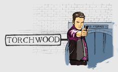 Ianto Jones - Torchwood by Hilargi.deviantart.com on @DeviantArt