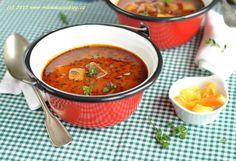 Gulášová polévka | Blog Mlsné Kočky