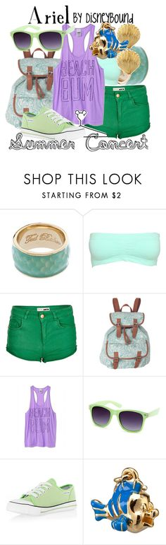 """""""Ariel"""" by leslieakay ❤ liked on Polyvore featuring Ted Baker, Wet Seal, Topshop, Victoria's Secret, Charlotte Russe, C. Wonder, Disney, Dorothy Perkins, women's clothing and women's fashion"""