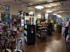 Bikes Inc Keller Destination bike shop Knobbies