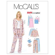 Mccall Pattern M4979 Y (Xsm-Sml-Mccall Pattern