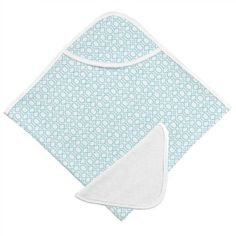 Kushies Hooded Towel and Wash Cloth - Keep your little one warm and comfy after bath time. Hooded Bath Towels, After Bath, Bath Time, Washing Clothes, Bathroom Accessories, Bathing, Hoods, Turquoise, Face