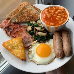 🍳SUNDAY FRY UP!🍳 ⭐6 syns⭐ This makes a great Slimming World breakfast idea. You should definitely add it to your next meal plan. Check out my blog for loads more delicious Slimming World recipes. Check out my blog for loads more Slimming World ideas. #slimmingworld #weightloss #swuk #slimming #slimmingworlduk #slimmingworldideas #syns #weightlossmotivation #healthyfood #swbreakfast #fryup Slimming World Dinners, Slimming World Breakfast, Slimming World Recipes, Vegetarian Breakfast, Vegetarian Dinners, Vegetarian Recipes, Healthy Recipes, Heinz Baked Beans