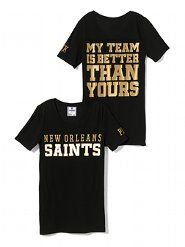 New Orleans Saints - Victoria's Secret