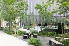 地域と自然の融合 石勝エクステリア 公共施設の景観デザイン 公共施設