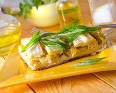 Tarte aux oignons et camembert (facile, rapide) - Une recette CuisineAZ