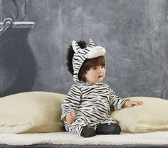 What's black and white and ahhh-dorable? #pbkids