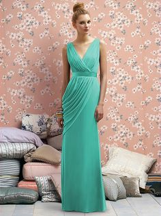 Lela Rose Bridesmaids Style LR174 http://www.dessy.com/dresses/lelarose/lr174/?color=pantone%20turquoise=1040#.UfMcXrG9KK0
