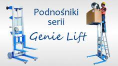 Podnośniki Genie Lift