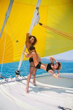 The All Inclusive Luxury Motor Yacht Charter Boat Girl, Yacht Broker, Charter Boat, Motor Yacht, Nautical Fashion, Catamaran, Luxury Life, Snorkeling, Sailboat