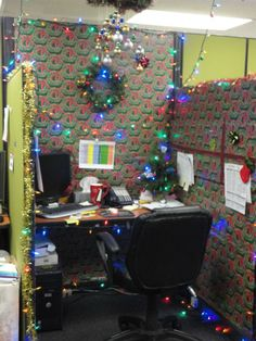 1000 Images About Cubicle Birthday Decorating Ideas On